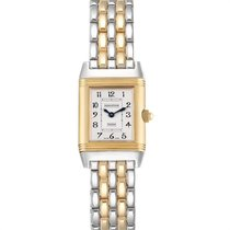 Jaeger-LeCoultre Reverso Duetto Gold/Steel 21mm Silver Arabic numerals United States of America, Georgia, Atlanta