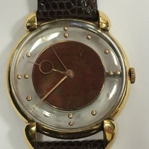 Marvin gold plated automatic watch