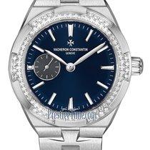 Vacheron Constantin Overseas Steel 37mm Blue United States of America, New York, Airmont