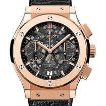 Hublot Classic Fusion Aerofusion new 45mm Rose gold