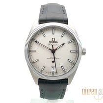 Omega Steel 39mm Automatic 130.33.39.21.02.001 new
