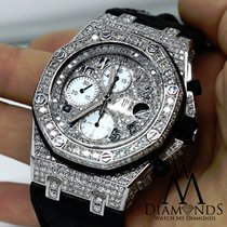 Audemars Piguet Royal Oak Offshore Chronograph Unworn Steel 42mm Automatic United States of America, New York, New York