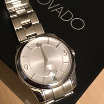 Movado LX Staal 42mm
