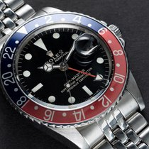 Rolex GMT-Master Glossy Gilt Dial