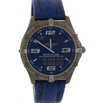 Breitling Aerospace E75362 Titanium Quartz