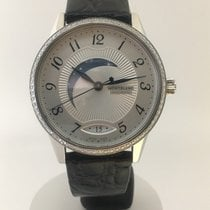 Montblanc Steel 34mm Automatic 112500 new