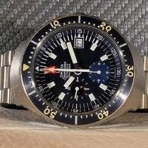 "Omega Seamaster 120 ""Big Blue"" 176.004 Serviced 10/17 Trade/Offer"