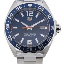 TAG Heuer Formula 1 Blue Sunray Dial Stainless Steel Men's...