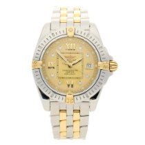 Breitling Cockpit B71356 - Ladies Watch - Diamond Dial - 2005