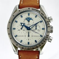Omega Speedmaster Professional Moonwatch Moonphase nuevo Acero y oro