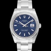 Rolex Oyster Perpetual Date new White gold