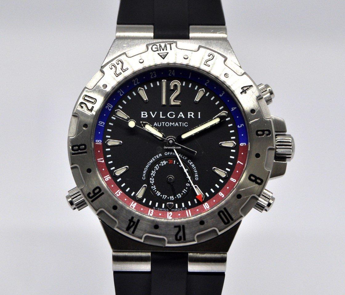 3648a15d4942 Relojes Bulgari - Precios de todos los relojes Bulgari en Chrono24