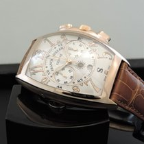 Franck Muller Mariner Rose gold 60,5mm White Arabic numerals