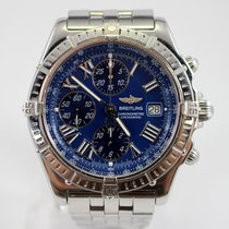 Breitling A13355 Steel 2003 Crosswind Racing 43mm pre-owned United States of America, Massachusetts, West Boylston