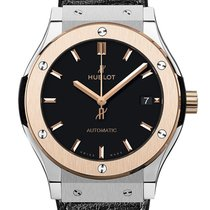 Hublot Classic Fusion 45, 42, 38, 33 mm 565.NO.1181.LR new