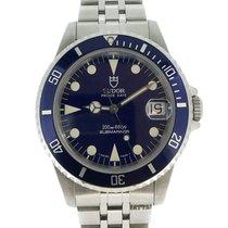 Tudor Prince Date Submariner Blue 75190