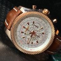 Breitling Bentley B06 pre-owned 49mm Rose gold