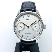 IWC Portuguese Portugieser 7 Day Movement IW500704