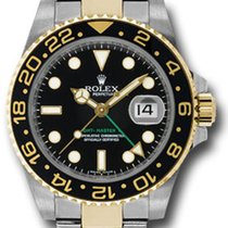 Rolex GMT-Master II Gold/Steel 40mm Black No numerals United States of America, Florida, MIAMI