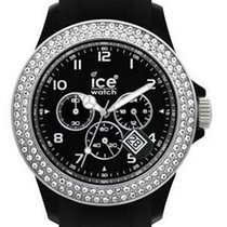 Ice Watch Chronograph 38mm Quartz new Black