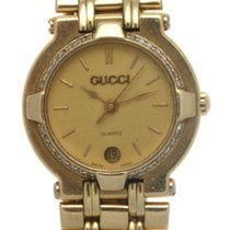 Gucci Yellow gold 25mm Quartz pre-owned United States of America, California, Beverly Hills