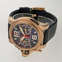 Graham Chronofighter R.A.C. 2TRAR Very good Red gold 44mm Automatic