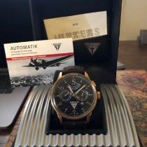 Junkers 42mm Automatic 2018 pre-owned Black