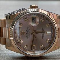Rolex Day-Date 36 neu Automatik Uhr mit Original-Box und Original-Papieren 118235