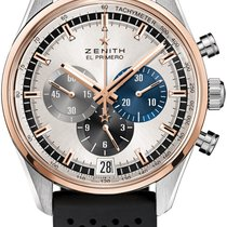 Zenith El Primero Chronomaster Gold/Steel 42mm Silver United States of America, New York, Airmont