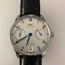 IWC Portugieser Automatik neu 2018 Automatik Uhr mit Original-Box und Original-Papieren IW500705