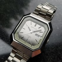 Seiko 5 Steel 35mm Silver United States of America, California, Beverly Hills