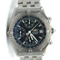 Breitling Blackbird pre-owned 40mm Black Chronograph Date Steel