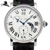 Cartier Rotonde de Cartier Stål 42mm Sølv