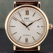 IWC Portofino Automatic Rose gold 40mm Roman numerals