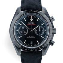 Omega Керамика Автоподзавод Без цифр 44.5mm подержанные Speedmaster Professional Moonwatch