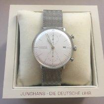 Junghans Acier 40mm Remontage automatique 027/4600.00 occasion France, Lignan de Bordeaux