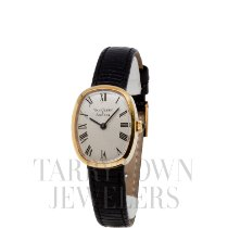 Van Cleef & Arpels Yellow gold 22mm Automatic 202262 pre-owned