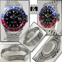 Rolex GMT-Master 16750 1984 подержанные