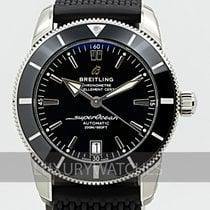 Breitling Steel 42mm Automatic AB2010121B1S1 new