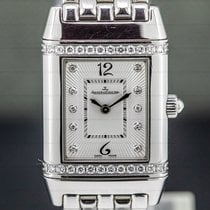 Jaeger-LeCoultre Reverso Lady Steel 20.5mm Silver Arabic numerals United States of America, Massachusetts, Boston