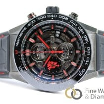 泰格豪雅 Carrera Calibre HEUER 01 CAR2A1J.FC6400 2019 全新