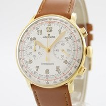 Junghans Meister Telemeter 027/5382.00 New Steel 40.8mm Automatic
