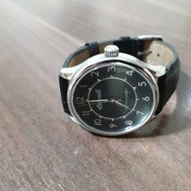 Ingersoll pre-owned Manual winding Black Mineral Glass 3 ATM