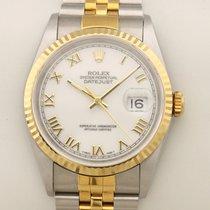 Rolex Datejust 16233 Automatic Automatik STOCK 1994 new