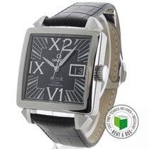 Omega De Ville X2 Steel 35mm Roman numerals