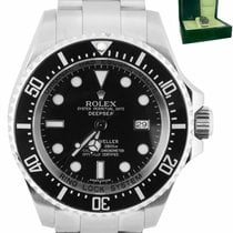 Rolex 116660 Steel Sea-Dweller Deepsea 44mm pre-owned United States of America, New York, Smithtown