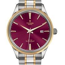 Tudor Gold/Steel 34mm 12303-0013 new