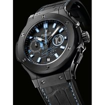 Hublot Big Bang 44 mm Keramiek Zwart