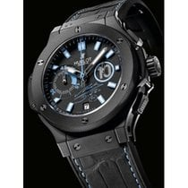 Hublot Big Bang 44 mm Keramik Schwarz