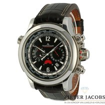 Jaeger-LeCoultre Master Compressor Extreme World Chronograph 150.8.22 Zeer goed Staal 46mm Automatisch Nederland, 's Hertogenbosch
